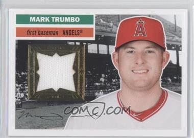 2012 Topps Archives 1956 Relics #56R-MT - Mark Trumbo