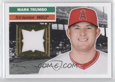 2012 Topps Archives 1956 Relics #56R-MT - Mark Trumbo