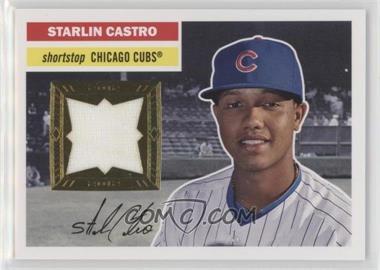 2012 Topps Archives 1956 Relics #56R-SC - Starlin Castro