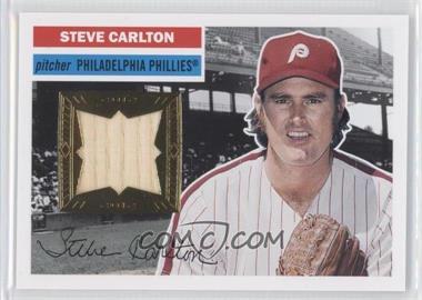 2012 Topps Archives 1956 Relics #56R-SCA - Steve Carlton