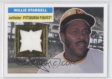 2012 Topps Archives 1956 Relics #56R-WS - Willie Stargell