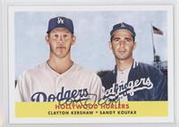 Clayton Kershaw, Sandy Koufax