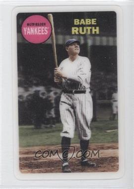 2012 Topps Archives 1968 3D #BARU - Babe Ruth