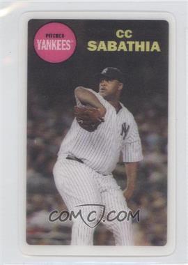 2012 Topps Archives 1968 3D #CCSA - C.C. Sabathia