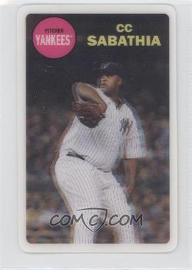 2012 Topps Archives 1968 3D #CCSA - CC Sabathia