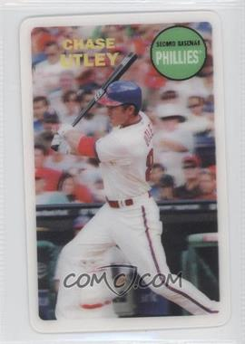 2012 Topps Archives 1968 3D #CHUT - Chase Utley