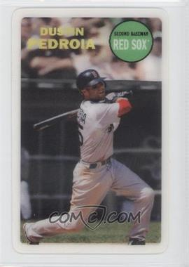 2012 Topps Archives 1968 3D #DUPE - Dustin Pedroia