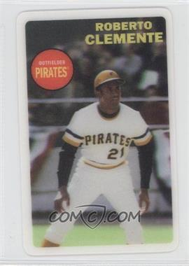 2012 Topps Archives 1968 3D #ROCL - Roberto Clemente