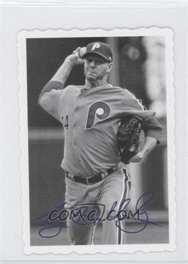 2012 Topps Archives 1969 Deckle Edge #69DE-1 - Roy Halladay