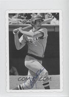 2012 Topps Archives 1969 Deckle Edge #69DE-11 - Carl Yastrzemski