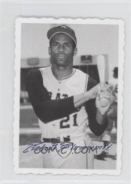 2012 Topps Archives 1969 Deckle Edge #69DE-12 - Roberto Clemente