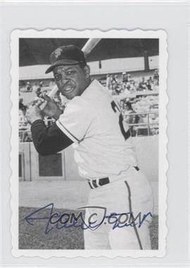 2012 Topps Archives 1969 Deckle Edge #69DE-13 - Willie Mays