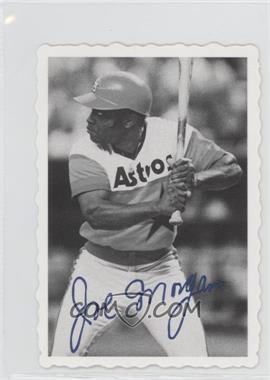 2012 Topps Archives 1969 Deckle Edge #69DE-15 - Joe Morgan