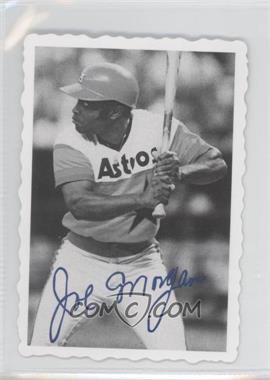 2012 Topps Archives 1969 Deckle Edge #69DE-15 - Joe Morgan