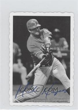 2012 Topps Archives 1969 Deckle Edge #69DE-4 - Mike Napoli