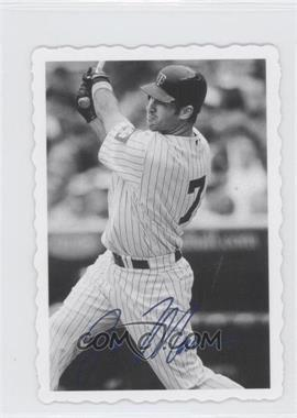 2012 Topps Archives 1969 Deckle Edge #69DE-7 - Joe Mauer