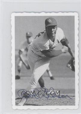 2012 Topps Archives 1969 Deckle Edge #69DE-8 - Bob Gibson