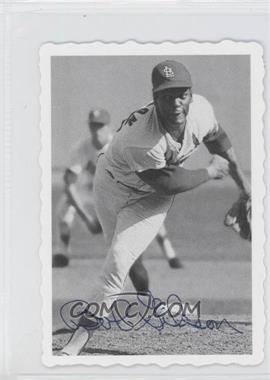 2012 Topps Archives 1969 Deckle Edge #69DE-8 - Bob Gibson