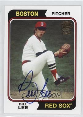 2012 Topps Archives Fan Favorites Certified Autograph [Autographed] #FFA-BL - Bill Lee