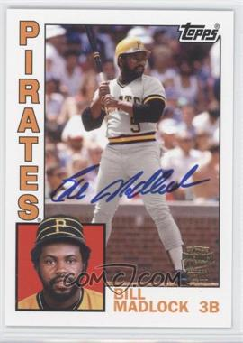 2012 Topps Archives Fan Favorites Certified Autograph [Autographed] #FFA-BMA - Bill Madlock