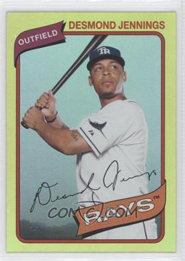 2012 Topps Archives Gold #118 - Desmond Jennings