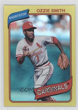 2012 Topps Archives Gold #142 - Ozzie Smith