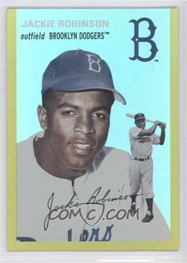 2012 Topps Archives Gold #39 - Jackie Robinson