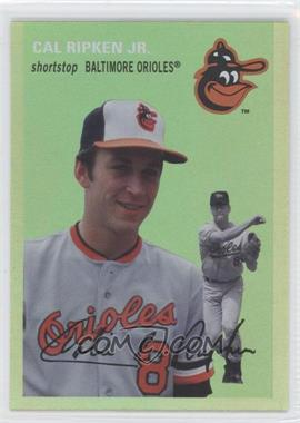 2012 Topps Archives Gold #44 - Cal Ripken Jr.