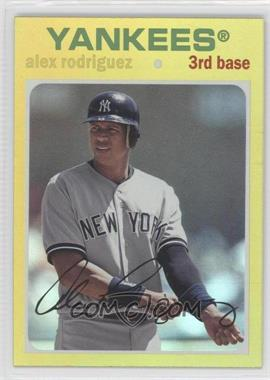 2012 Topps Archives Gold #56 - Alex Rodriguez