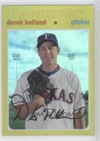 Derek Holland