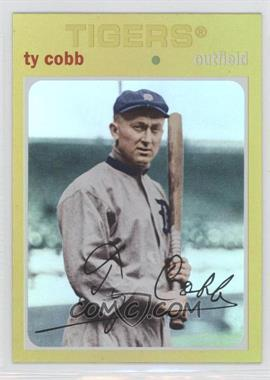 2012 Topps Archives Gold #74 - Ty Cobb