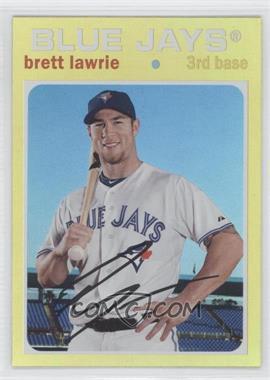 2012 Topps Archives Gold #97 - Brett Lawrie