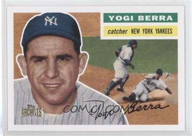 2012 Topps Archives Reprint Inserts #110 - Yogi Berra