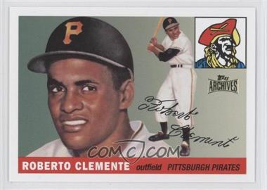 2012 Topps Archives Reprint Inserts #164 - Roberto Clemente