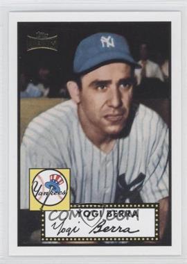 2012 Topps Archives Reprint Inserts #191 - Yogi Berra