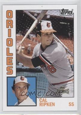 2012 Topps Archives Reprint Inserts #490 - Cal Ripken Jr.