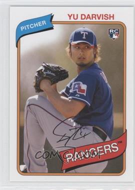 2012 Topps Archives #119 - Yu Darvish