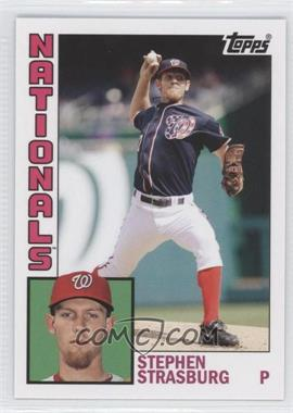 2012 Topps Archives #151 - Stephen Strasburg