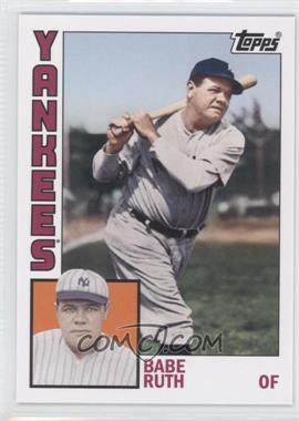 2012 Topps Archives #189 - Babe Ruth