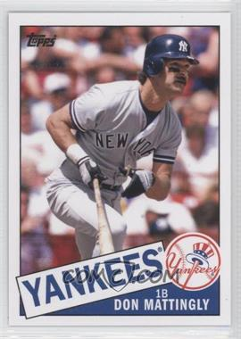 2012 Topps Archives #201 - Don Mattingly