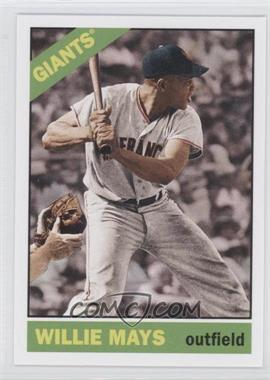 2012 Topps Archives #203 - Willie Mays