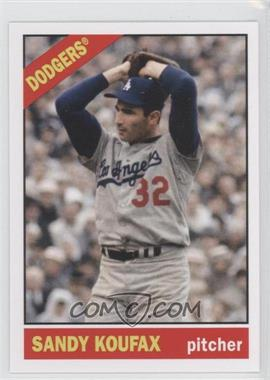 2012 Topps Archives #210 - Sandy Koufax