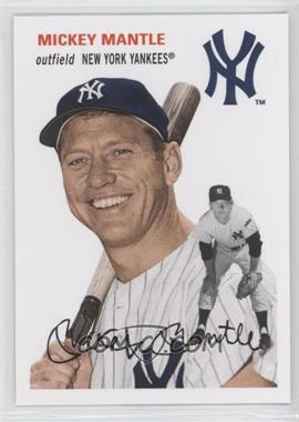 2012 Topps Archives #22 - Mickey Mantle
