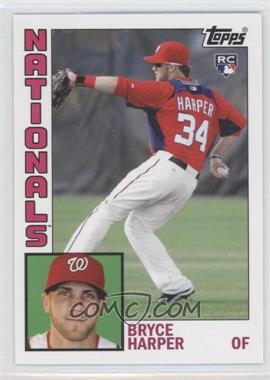 2012 Topps Archives #241 - Bryce Harper