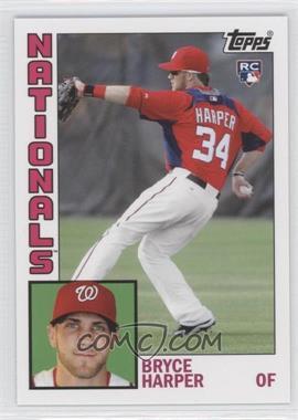 2012 Topps Archives #241 - Bryce Harper