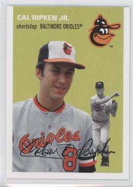 2012 Topps Archives #44 - Cal Ripken Jr.