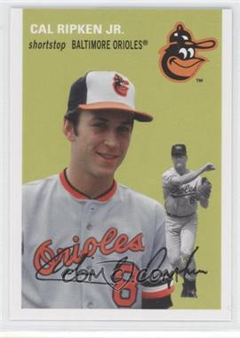 2012 Topps Archives #44 - Cal Ripken Jr.