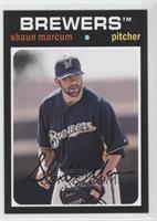 Shaun Marcum