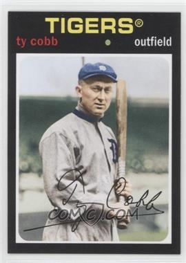 2012 Topps Archives #74 - Ty Cobb