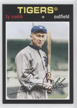 2012 Topps Archives #74 - Ty Cobb